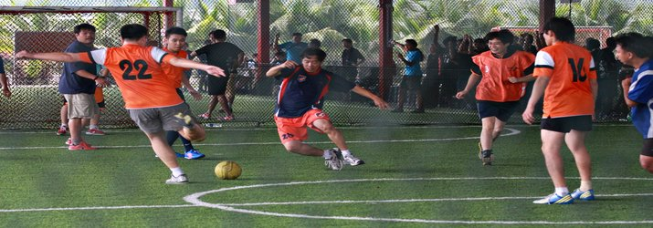 TLL Recreation Club (TRC) - Soccer Tournament 2014